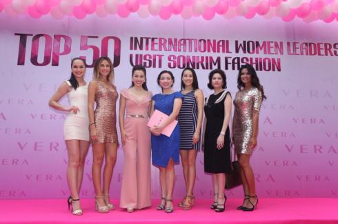 Những người phụ nữ quyền lực