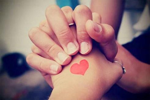 Tình yêu là phải luôn tin tưởng nhau