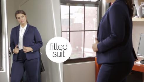 Ashley Graham gợi ý mẹo thời trang cho người béo - ELLE