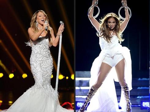 Mariah Carey phot lo Jennifer Lopez Toi van khong biet co ay – ellevn - 03