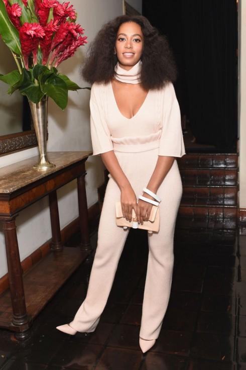 Cô em của nữ danh ca đình đám Beyonce, Solange Knowles