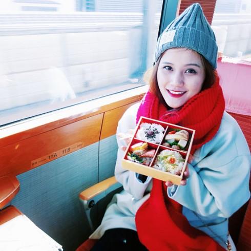 Hương Ly đại diện Việt Nam trình diễn tại show thời trang Nhật Bản 06 ELLE VN