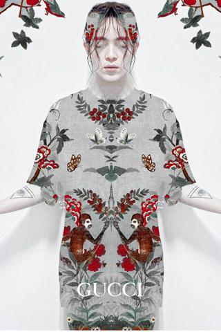 Kelbin Lei hợp tác với Gucci cho dự án #guccigram
