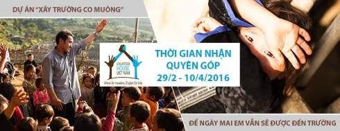 Chung tay xay truong Co Muông cho tre em Dien Bien – ellevn - 01