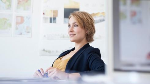 Phụ nữ hiện đại luôn nhìn về phía trước và luôn tìm thấy những điểm tích cực trong cuộc sống
