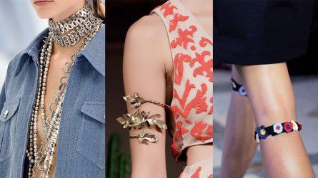 4 Xu hướng phụ kiện thời trang Xuân-Hè 2016