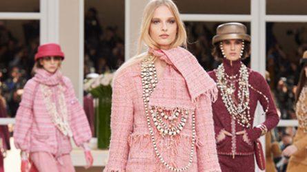 BST Thời trang Ready-to-Wear Chanel Thu-Đông 2016