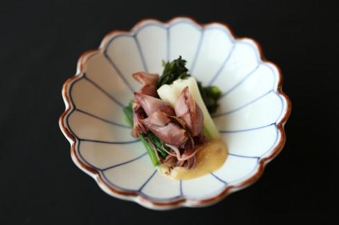Kaiseki đẹp từ chính món ăn cho đến cách trình bày.