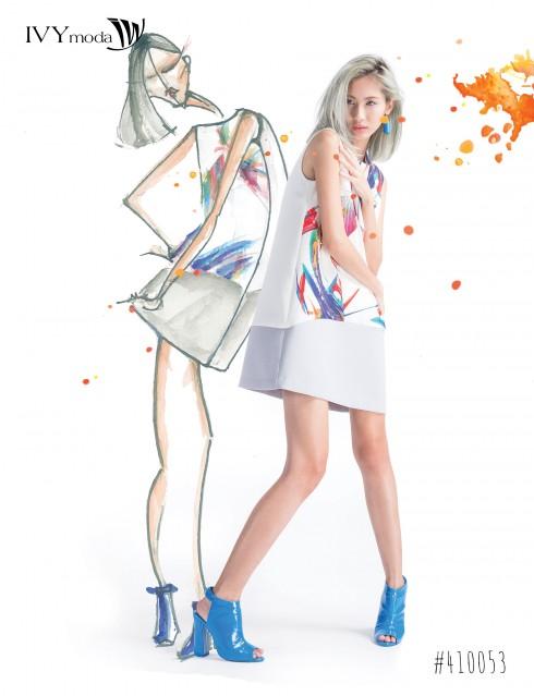 Nghệ thuật hội họa - Họa tiết lên ngôi Thời trang Xuân-Hè 2016 08