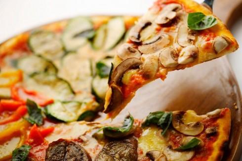 Nhiều món Ý tinh tế được phục vụ tại nhà hàng.