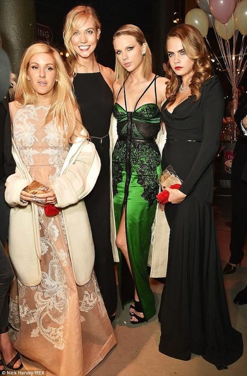 Chloë Grace Moretz tu choi tham gia hoi ban than cua Taylor Swift – ellevn - 04