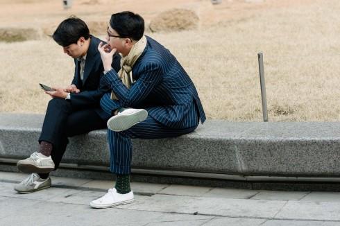 Học cách phối đồ qua tuần lễ thời trang Seoul - elle Vietnam 04