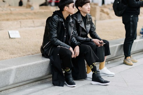Học cách phối đồ qua tuần lễ thời trang Seoul - elle Vietnam 07
