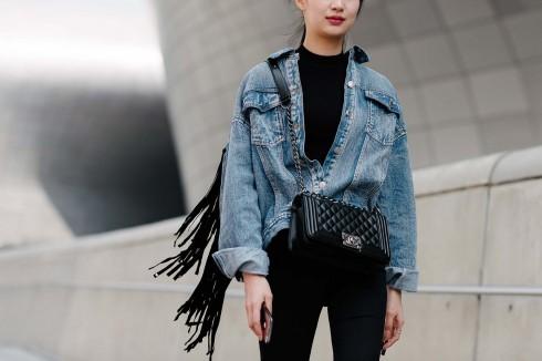 Học cách phối đồ qua tuần lễ thời trang Seoul -elle Vietnam 10