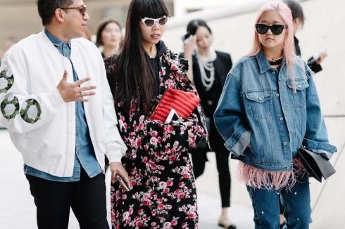 Học cách phối đồ qua tuần lễ thời trang Seoul -elle Vietnam 15
