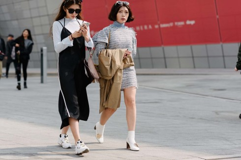 Học cách phối đồ qua tuần lễ thời trang Seoul -elle Vietnam 16