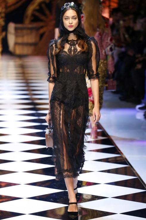 Dolce & Gabbana FW16/17