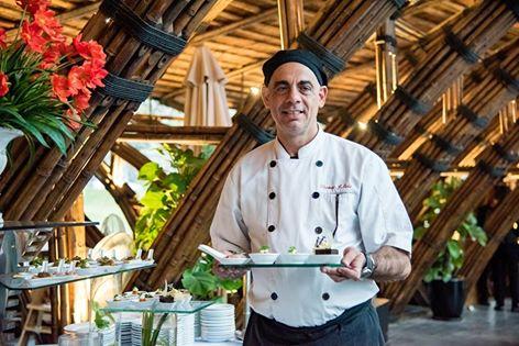 Chef Fois Thomas Joseph - Tổng bếp trưởng mới của Flamingo Đại Lải.