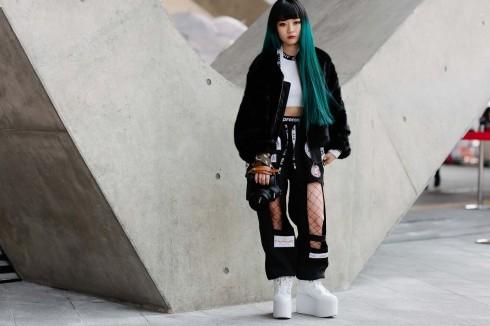 Học cách phối đồ qua tuần lễ thời trang Seoul -elle Vietnam 19