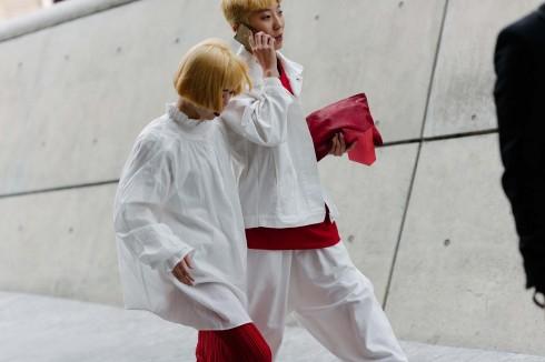 Học cách phối đồ qua tuần lễ thời trang Seoul -elle Vietnam 20