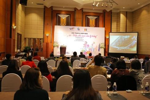 Buổi hội thảo thu hút sự quan tâm của báo giới và các đơn vị lữ hành bởi chương trình du lịch mua sắm hoàn toàn mới năm 2016 tại Malaysia.