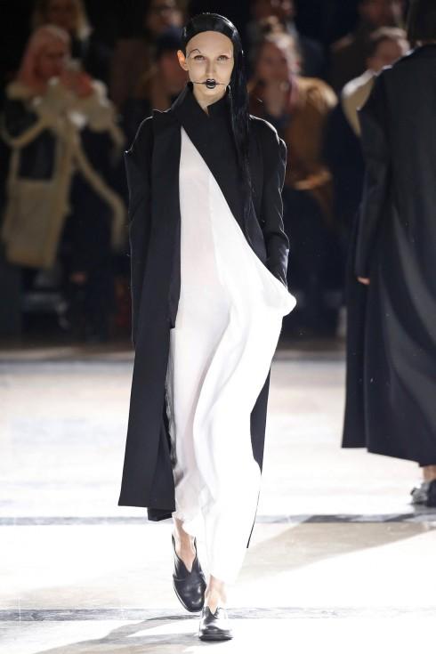 Yohji Yamamoto FW16/17