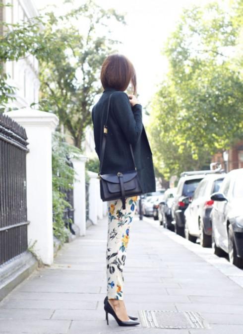 5 bí quyết mặc đẹp khi diện trang phục pyjama xuống phố elle vietnam 11