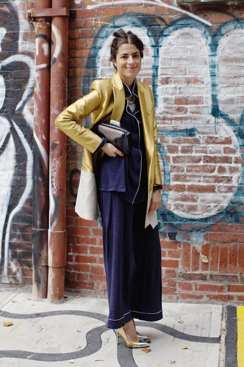 5 bí quyết mặc đẹp khi diện trang phục pyjama xuống phố elle vietnam 12
