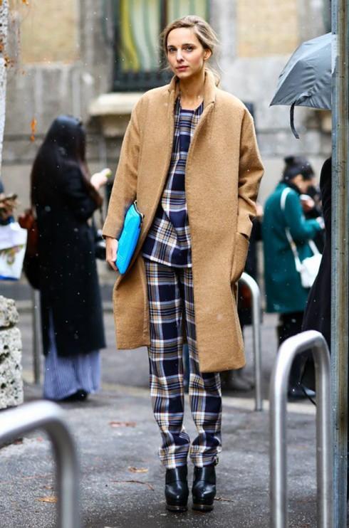 5 bí quyết mặc đẹp khi diện trang phục pyjama xuống phố elle vietnam 13