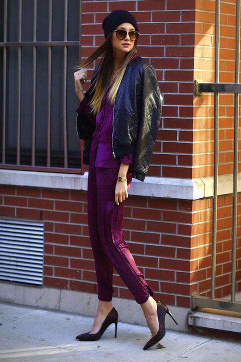 5 bí quyết mặc đẹp khi diện trang phục pyjama xuống phố elle vietnam 15