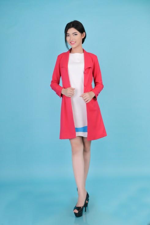 Lookbook thời trang Xuân-Hè cho nàng công sở 1