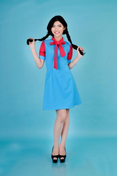 Lookbook thời trang Xuân-Hè cho nàng công sở 3