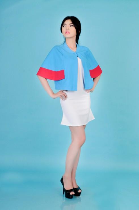Lookbook thời trang Xuân-Hè cho nàng công sở 5