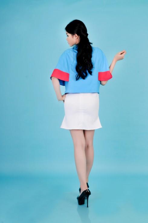 Lookbook thời trang Xuân-Hè cho nàng công sở 6