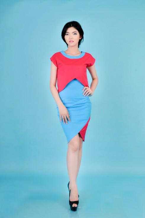 Lookbook thời trang Xuân-Hè cho nàng công sở 7