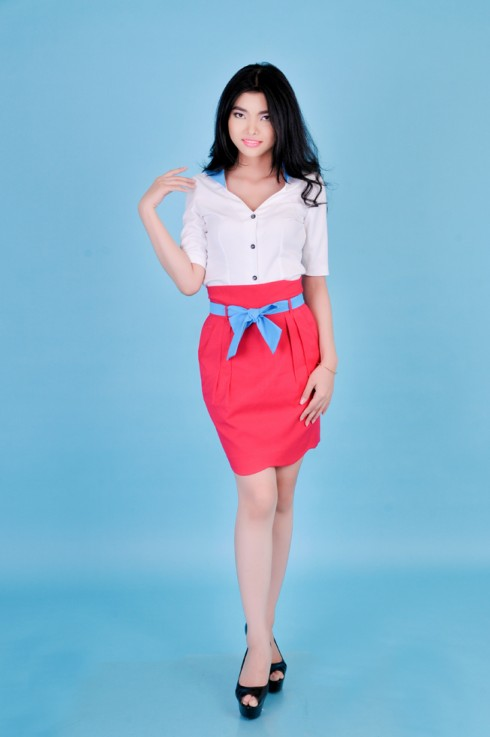 Lookbook thời trang Xuân-Hè cho nàng công sở 9