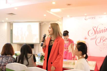 Nguyễn Quỳnh Nga đến từ Cela Detox chia sẻ về chủ đề Detox