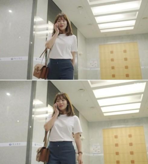 Thời trang của Song Hye Kyo trong Hậu duệ của mặt trời elle vietnam 03