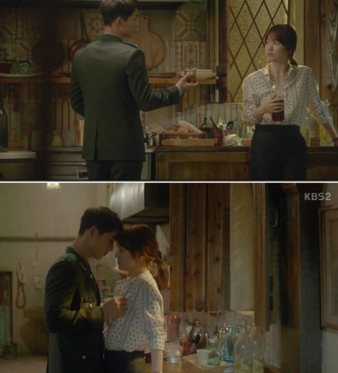 Thời trang của Song Hye Kyo trong Hậu duệ của mặt trời elle vietnam 04