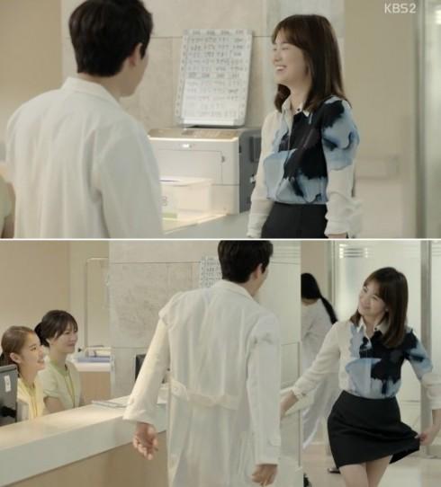 Thời trang của Song Hye Kyo trong Hậu duệ của mặt trời elle vietnam 09