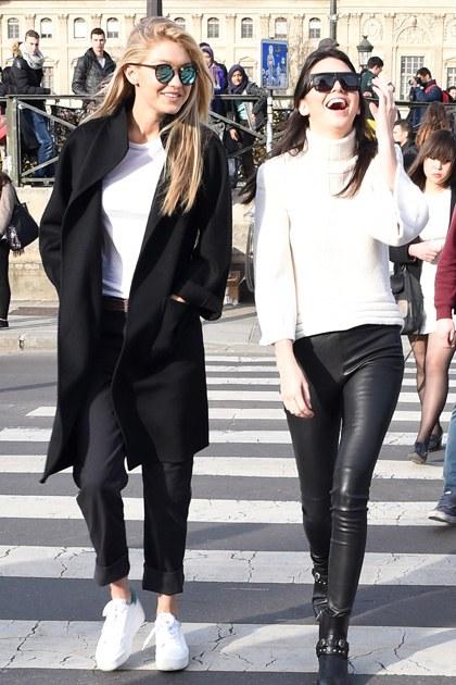 Bộ sưu tập giày giấu đế nữ nữ của người mẫu Gigi Hadi14d