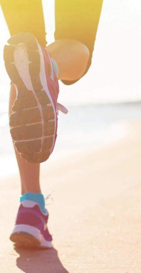 Chạy bộ giảm cân! Chạy đi nào em ơi - ELLE.VN