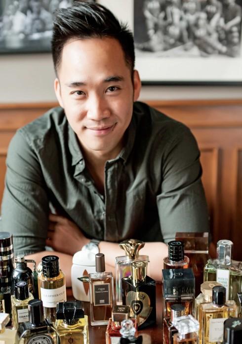 Thế giới nước hoa: Người đàn ông yêu hương