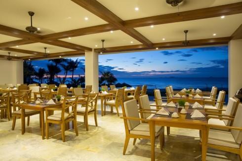Nhà hàng Rosone chuyên phục vụ thực đơn gọi món theo phong cách ẩm thực Quốc tế