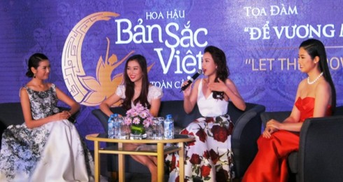 Cuoc thi Hoa hau Ban sac Viet Toan cau 2016 chinh thuc khoi dong - ellevn - 03