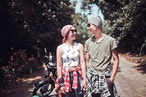 Hành trình tình yêu 5 năm của cặp đôi từng không ưa nhau. Thanh Toàn và Thanh Hương đều yêu thích những chuyến du lịch