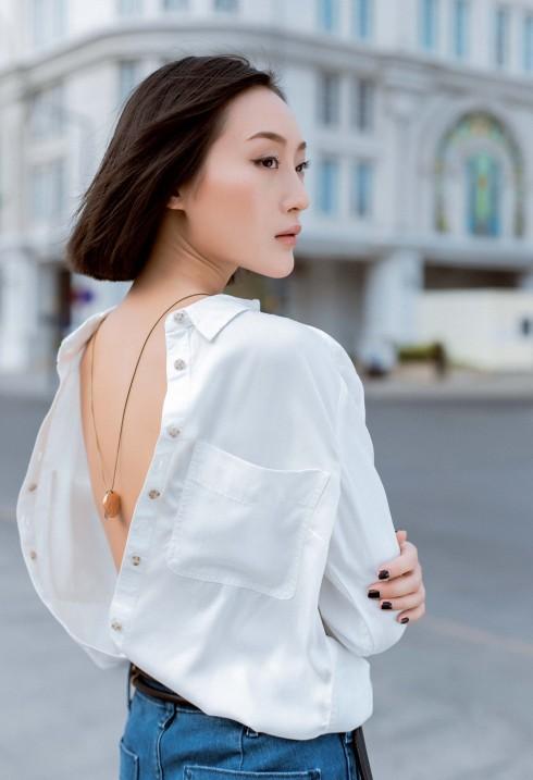 Cách phối đồ: Lãng mạn với áo sơmi - ELLE.VN