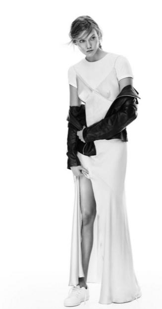 Mango ra mắt bộ sưu tập thời trang ánh kim với Karlie Kloss elle Vietnam 01
