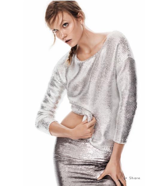 Mango ra mắt bộ sưu tập thời trang ánh kim với Karlie Kloss elle Vietnam 02Mango ra mắt bộ sưu tập thời trang ánh kim với Karlie Kloss elle Vietnam 02