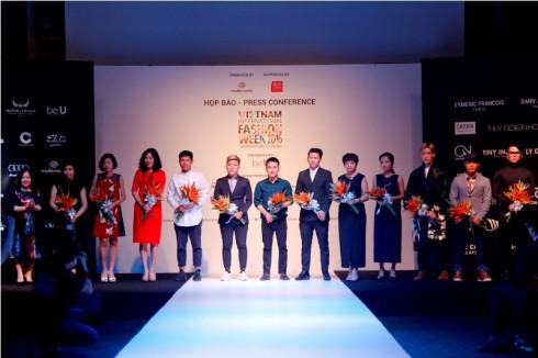 Tuần lễ thời trang quốc tế Việt Nam 2016 chính thức trở lại elle Vietnam 01